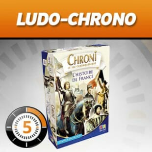 LUDOCHRONO – Chroni – Histoire de France