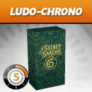 LUDOCHRONO – Le Secret des Sarens