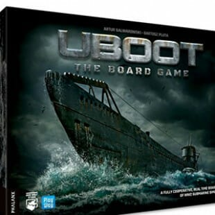 Uboot The Board Game : B4 : Touché