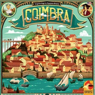 Coimbra le prochain jeu de Eggertspiele