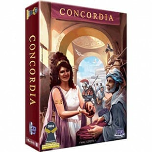 Concordia revient chez Atalia