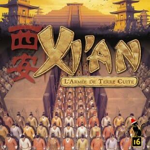 Xi'an – Bâtissez la grande armée de terre cuite