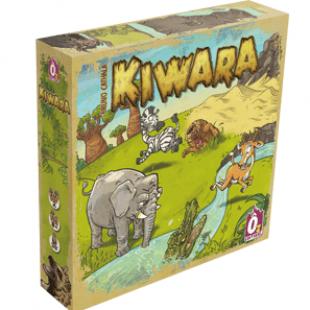 Kiwara, le retour des drôles de zèbres