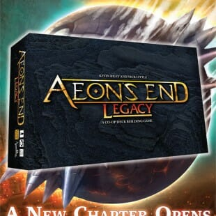 Le test de Aeon's End Legacy