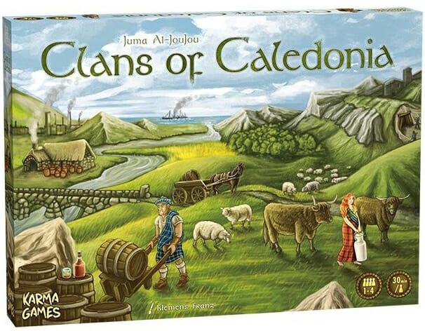 Clans of caledonia-Couv-Jeu-de-societe-ludovox