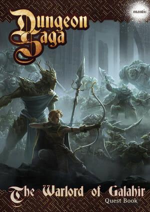 Dungeon Saga - Le Seigneur de Galahir-Couv-Jeu-de-societe-ludovox