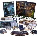 Dungeon Saga - Le Seigneur de Galahir-Materiel-Jeu-de-societe-ludovox
