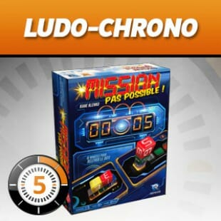 LUDOCHRONO – Mission Pas Possible