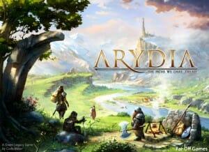 arydia cover