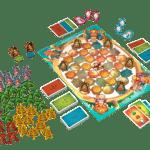 banquet-royal-Materiel-Jeu de societe-ludovox