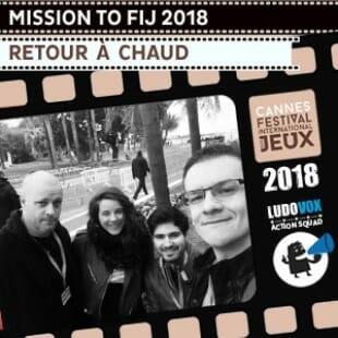 ►  E.D.I.T.O : Mission to FIJ, retour du Vox
