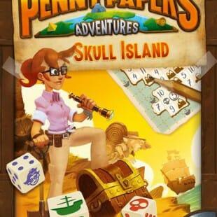 Penny Papers – L'île du Crâne