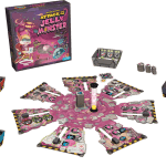 Attack of the jelly monster-Materiel-Jeu de societe-ludovox
