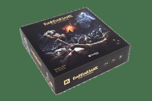 Barbarians the invasion jeu