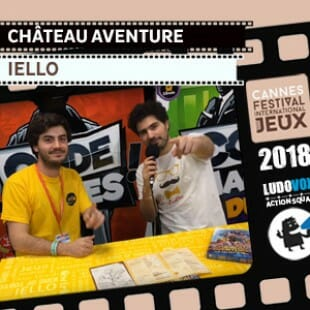 FIJ 2018 – Château aventure – Iello