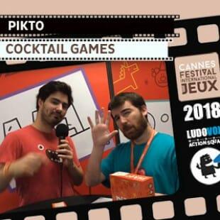 FIJ 2018 – Pikto – Cocktail Games