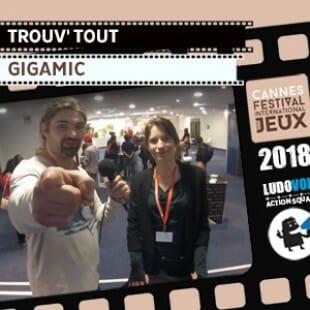 FIJ 2018 – Trouv' tout – Gigamic
