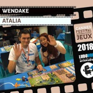FIJ 2018 – Wendake – Atalia