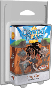 Crystal Clans fang clan