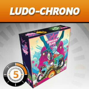 LUDOCHRONO – Dinosaur Island