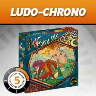 LUDOCHRONO – Fairy tile