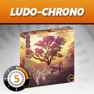 LUDOCHRONO – La légende du cerisier qui fleurit tous les 10 ans