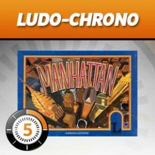 LUDOCHRONO – Manhattan