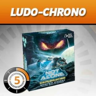 LUDOCHRONO – Not Alone: Exploration