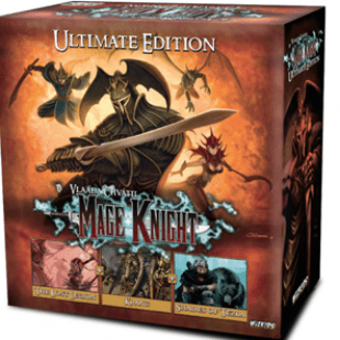 WizKids annonce Mage Knight: Ultimate Edition
