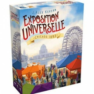 EXPOSITION UNIVERSELLE 1893 – sweet home Chicago