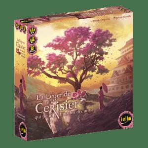 la legende du cerisier qui fleurit tous les 10 ans-Couv-Jeu-de-societe-ludovox