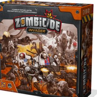 Zombicide Invader, après les zombies, les aliens zombies #KS