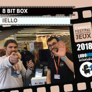 FIJ 2018 – 8 Bit Box – Iello