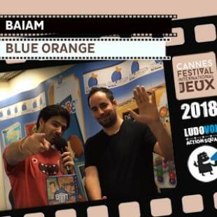 FIJ 2018 – Kuala (Baiam) – Blue Orange