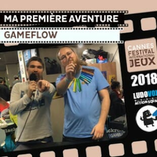 FIJ 2018 – Ma première aventure – Le livre dont tu es le tout petit héros – Gameflow