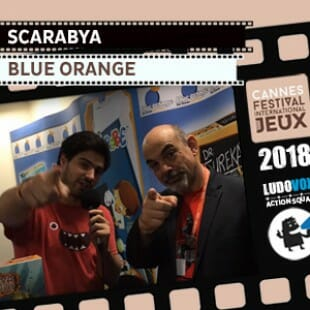 FIJ 2018 – Scarabya – Blue Orange