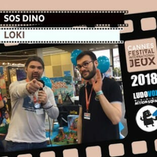 FIJ 2018 – SoS Dino – Loki