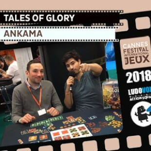 FIJ 2018 – Tales of glory – Ankama