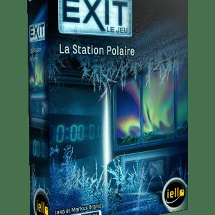 EXIT le jeu, la station polaire