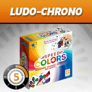 LUDOCHRONO – Speed Colors