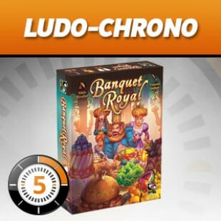 LUDOCHRONO – Banquet Royal