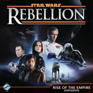 Star Wars : Rebellion – Rise of the Empire