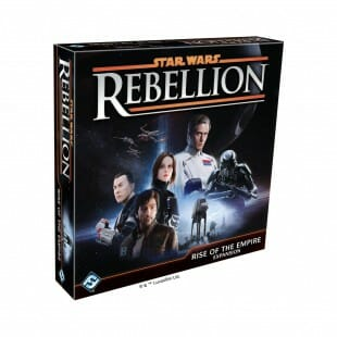 Star Wars: Rebellion L'Avènement de l'Empire