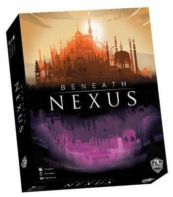 Beneath Nexus cover