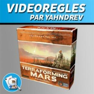 Vidéorègles – Terraforming Mars