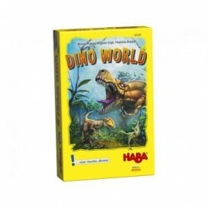 Dino World jeu