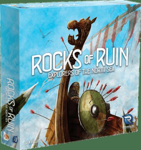 Explorers of the North Sea Rocks of Ruin