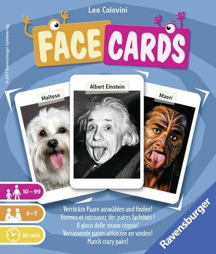 Facecards jeu