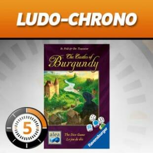 LUDOCHRONO – Les châteaux de Bourgogne version dés