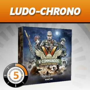LUDOCHRONO – V Commandos